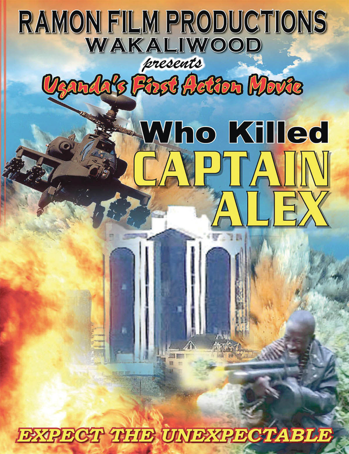Image result for who killed captain alex