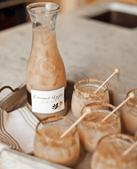 Caramel-Apple-Martini