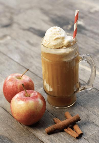 Spiked-Apple-Cider-Floats