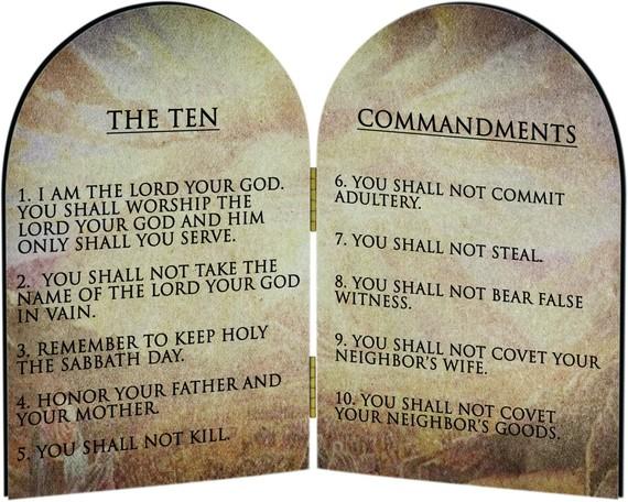 10 commandments # 78