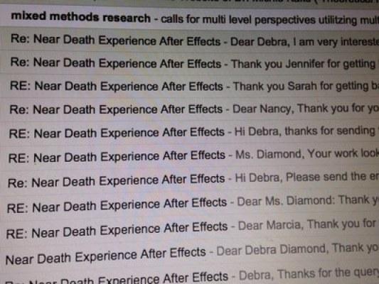 Debra Diamond's inbox