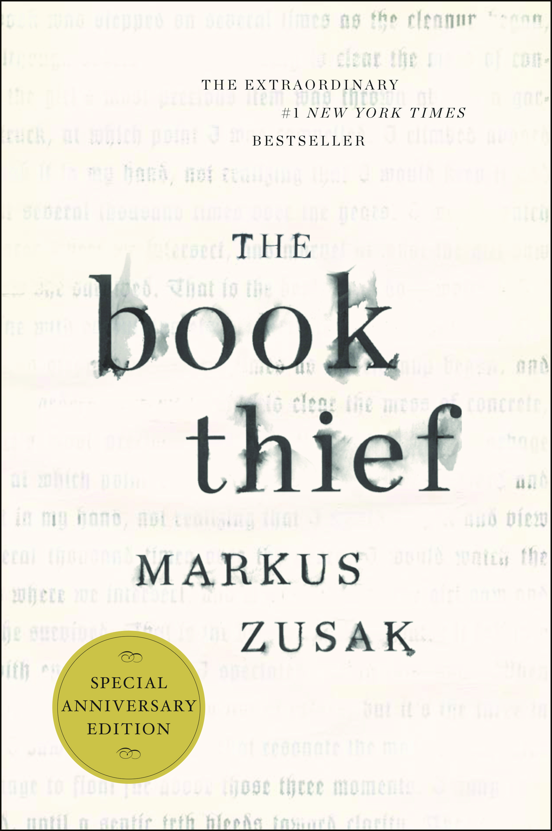 Markus Zusak S The Book Thief The 10th Anniversary