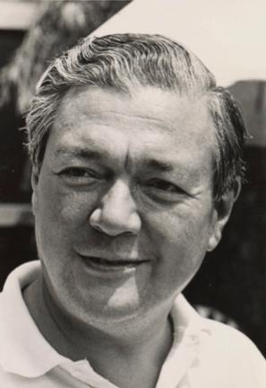 Alfonso Ossorio (1916-1990) | Photo: GeringerArt