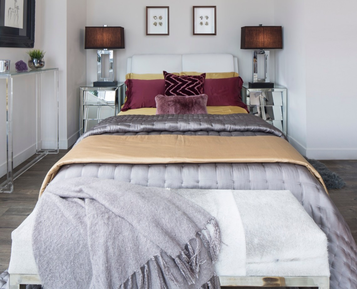 How to Decorate a Master Bedroom for a Couple | HuffPost