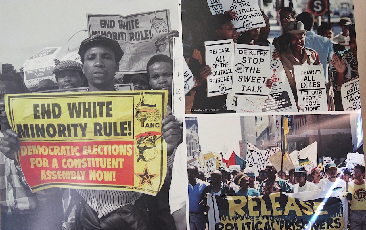 How A Broken Voting System Gave South Africa Apartheid In