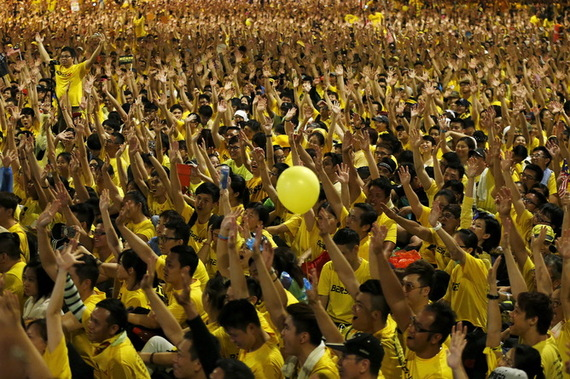 Image result for Bersih 5 a great success