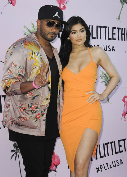 Pretty Little Thing  The Mastermind CEO Behind This Global Fashion     2016 11 30 1480470015 7940262 Umar Kamani and Kylie Jenner at the launch of PrettyLittleThings USA flagship store 2016 jpg