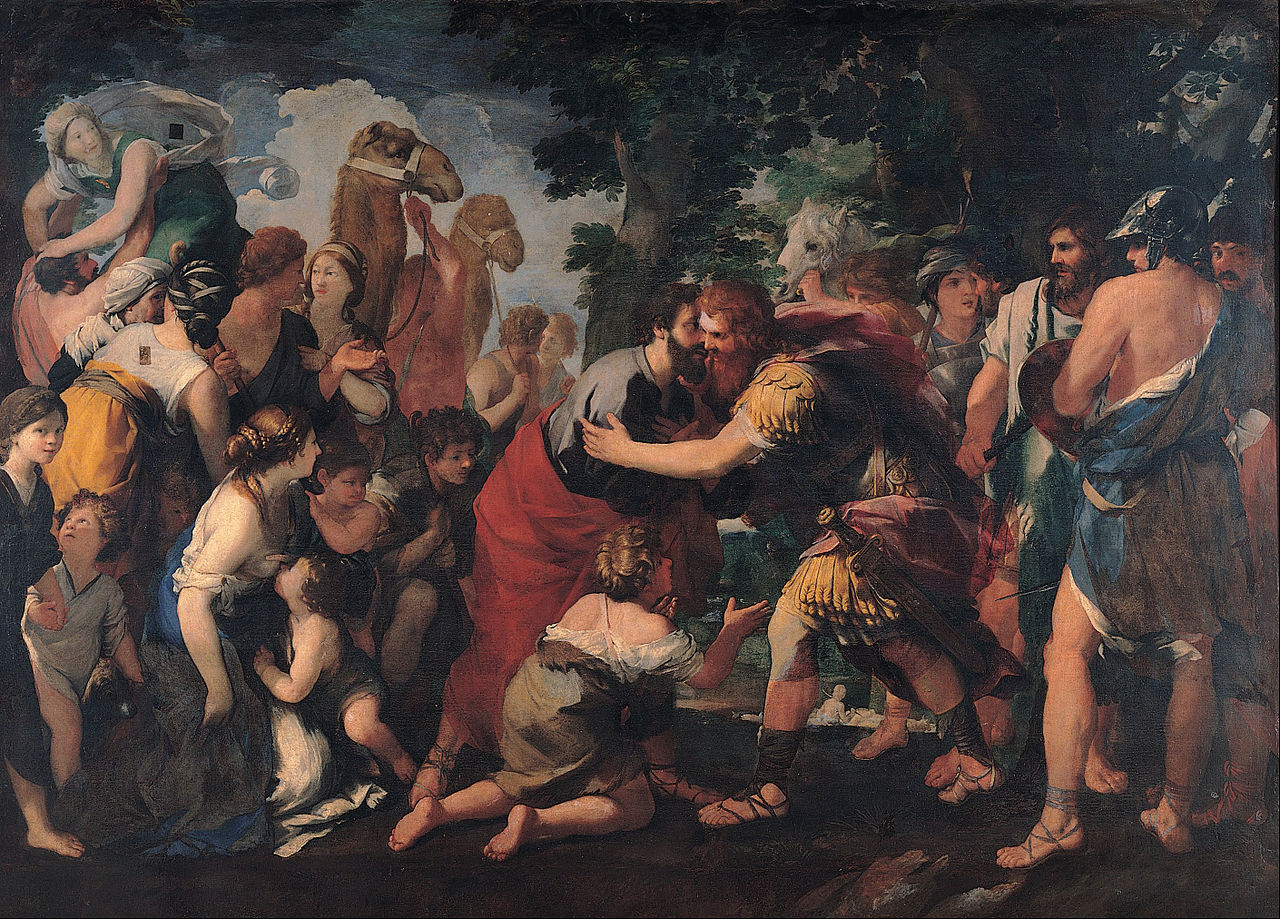 Jacob And Esau Perils Of Strength And Of Submission