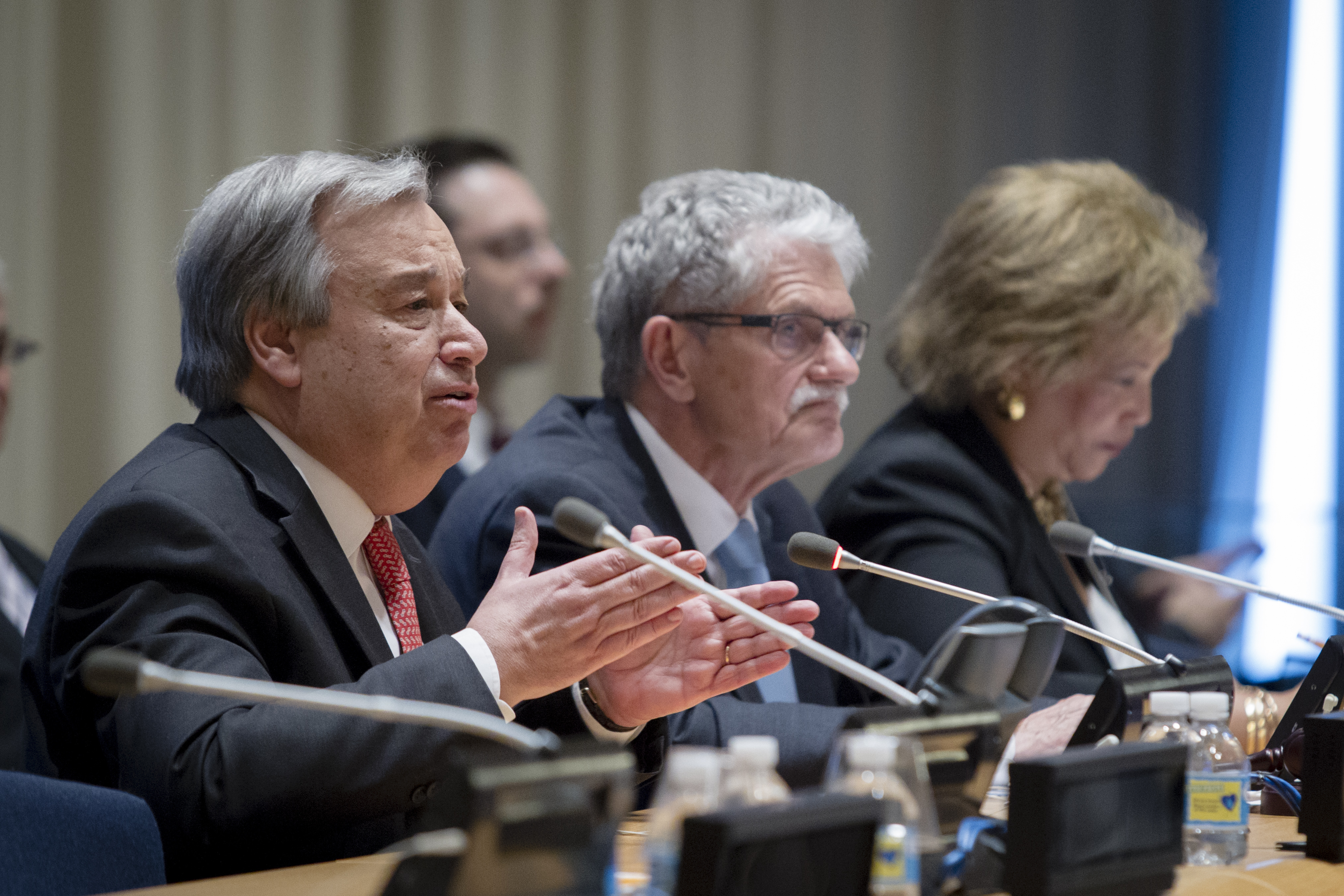 Nudging The Decision On Un Secretary General From The