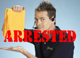 The Sham Wow guy got arressted for punching a hooker.