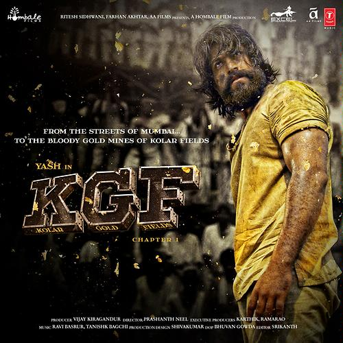 KGF Chapter 1 (Hindi)
