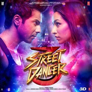 Street Dancer 3D Cover