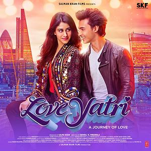 Loveyatri - A Journey Of Love Cover