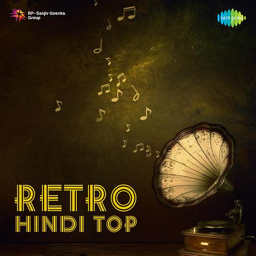 Retro Hindi Top