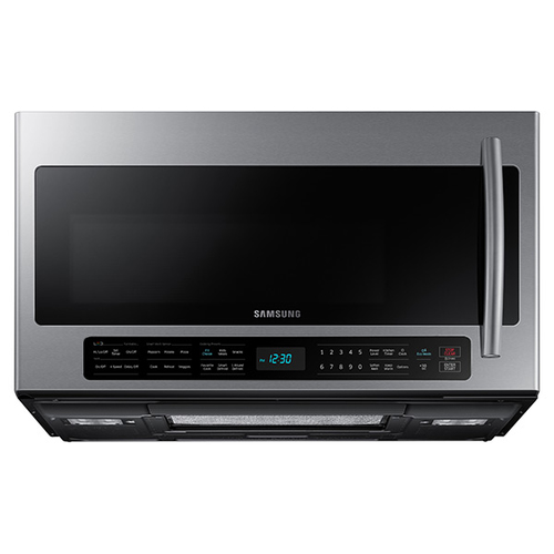 specs samsung me21h706mqs microwave countertop 59 5 l 1000 w stainless steel me21h706mqs