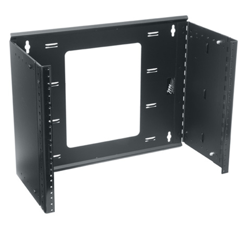 specs middle atlantic products hpm 8 915 rack cabinet 8u wall mounted rack black hpm 8 915