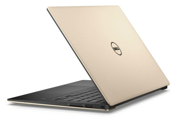 dell xps 13 right side half open 3qtr cropped