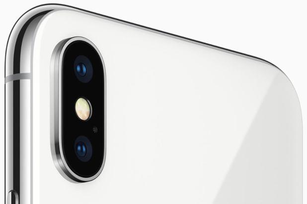 Apple iPhone X - cameras