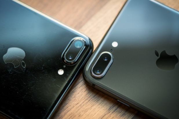 iPhone 8 Plus and 7 Plus cameras