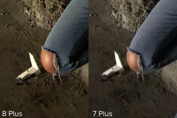 iPhone 8 camera testing