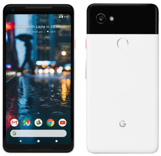 google pixel 2 xl leak