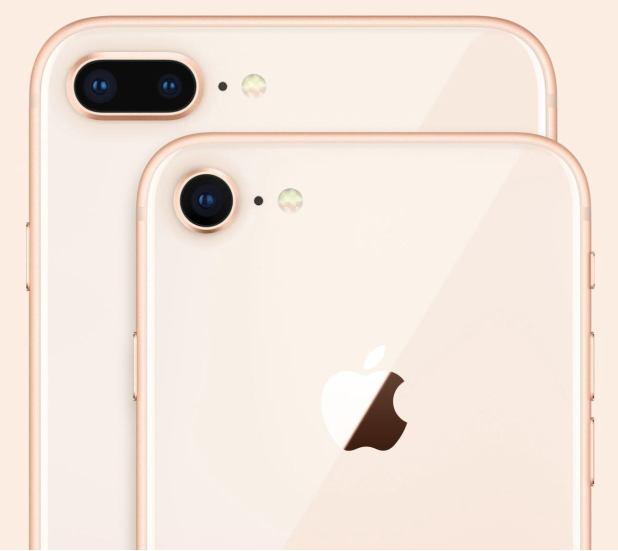 iphone 8 cameras