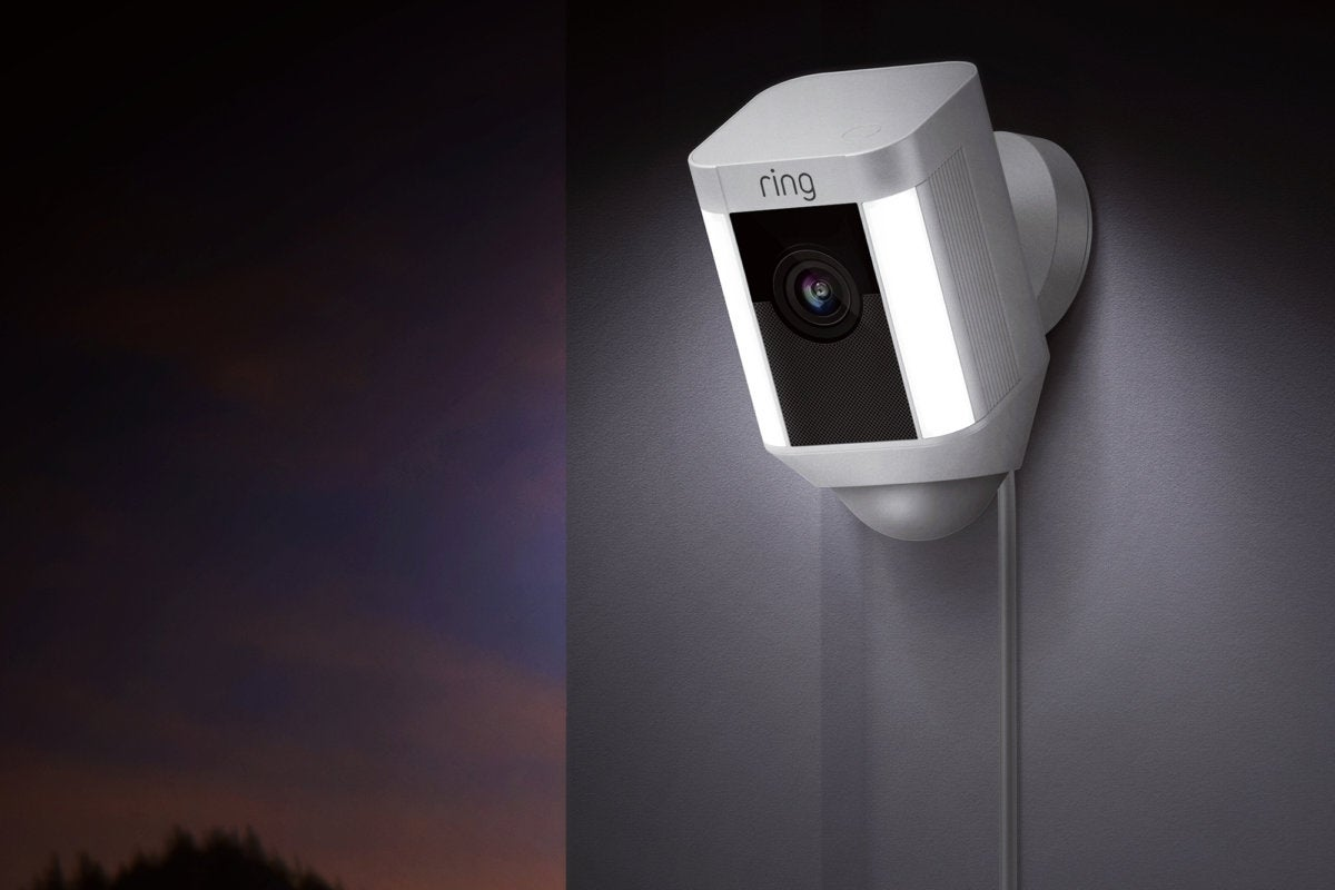 Ring Spotlight Cam Review: Intruders Can't Hide In