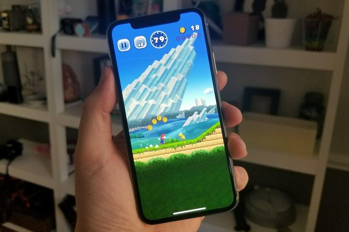 iphonex games lead