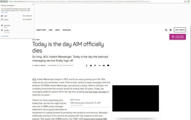 cnet on beta adblock paused