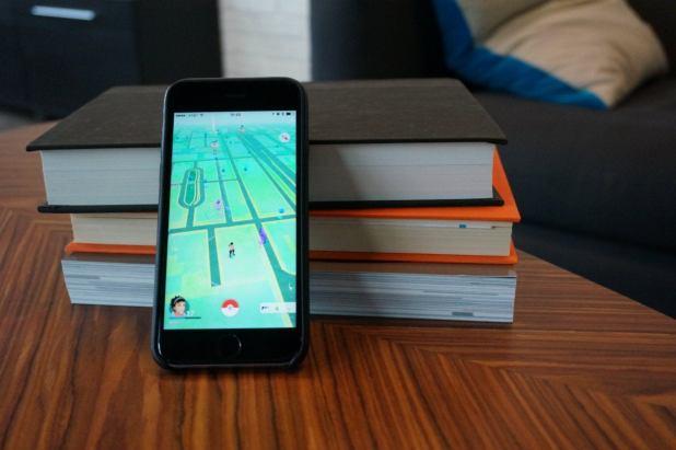 iphone 6 pokemon go