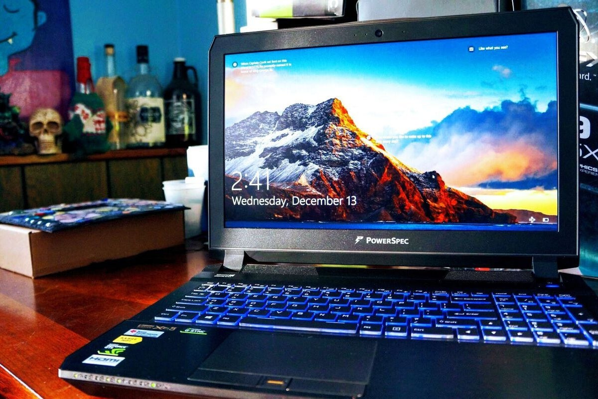 Powerspec 1710 And Powerspec 1510 Review Pcworld