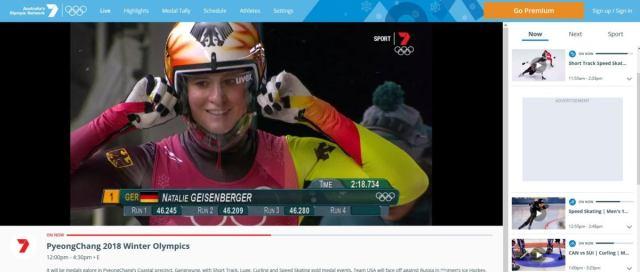 australiaolympics