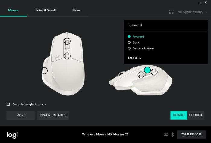 Logitech MX Master 2S vs  Microsoft Surface Precision Mouse: Which
