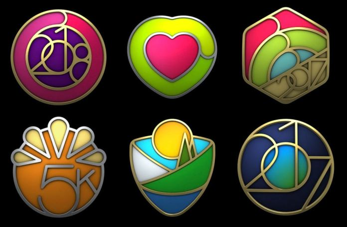 activity special badges