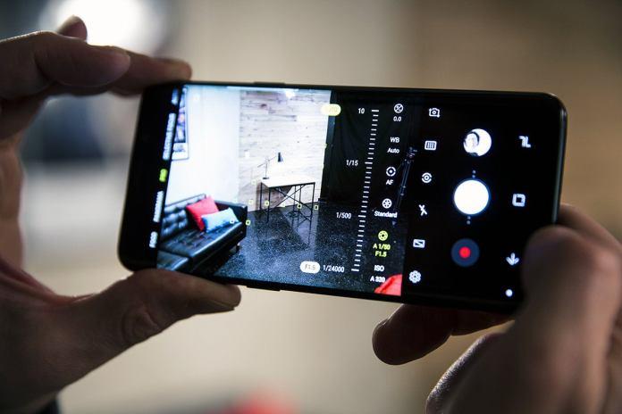 galaxy s9 camera app