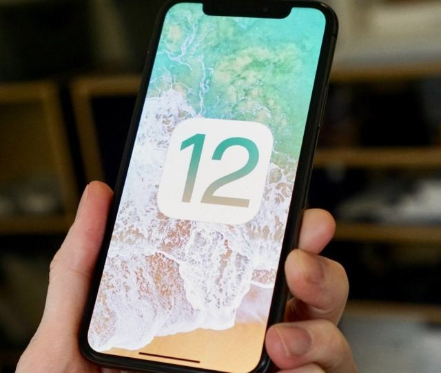 Apple Releases Ios 12  To Developers