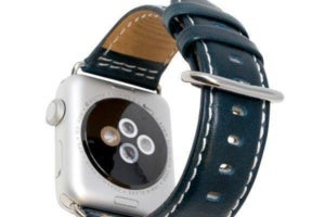 epic classic leather apple watch band