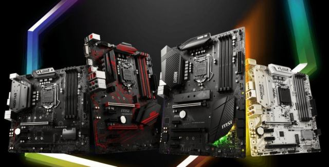 msi motherboards