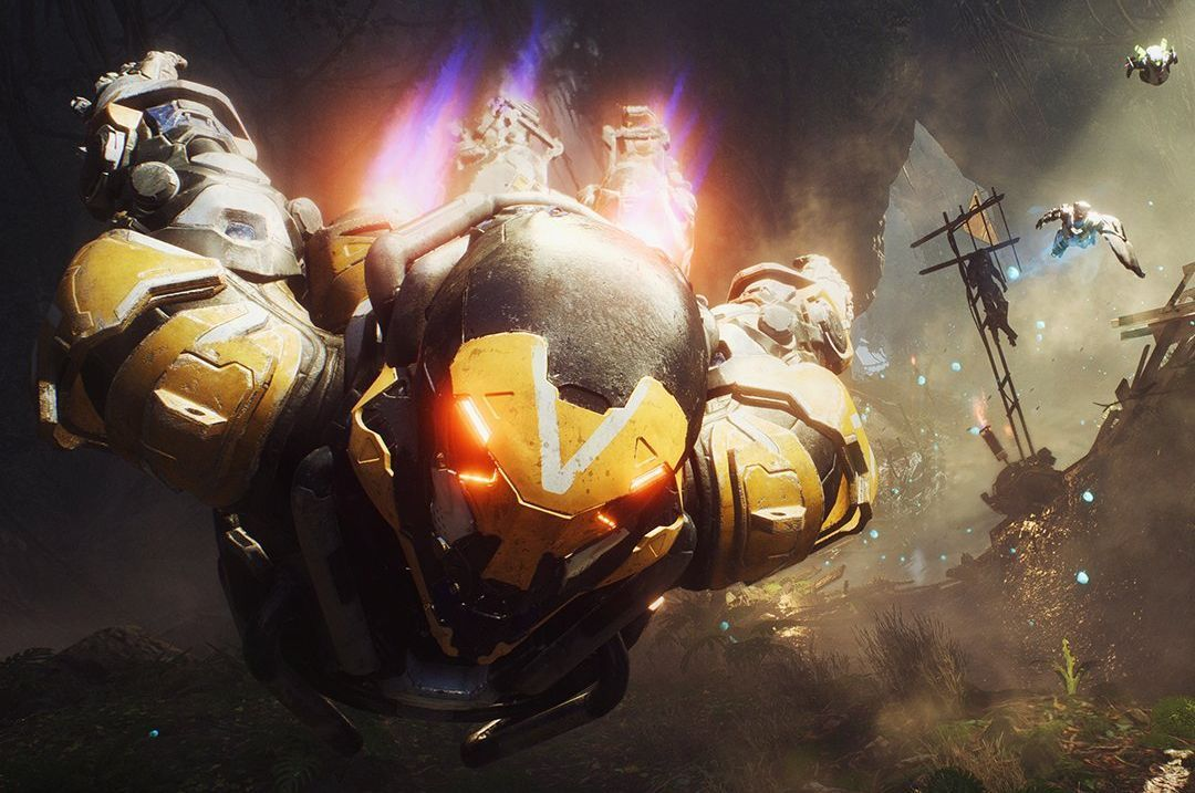 Anthem Plays Even Smoother Than Destiny But BioWares Story Will Make Or Break It PCWorld