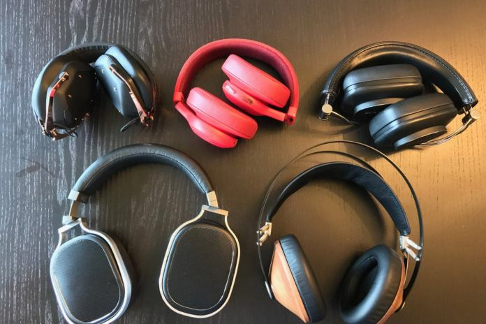 Over-the-ear headphones tend to be big and bulky. Some manufacturers feature folding models that mak