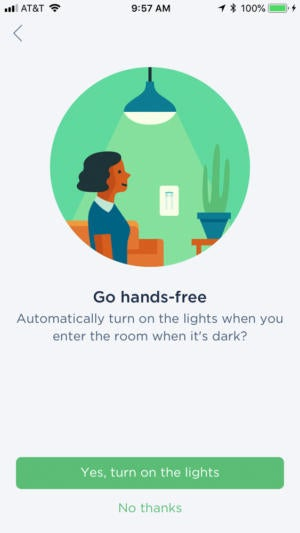ecobee switch app
