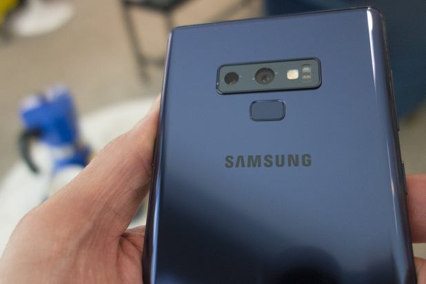 Samsung Galaxy Note 9 Hands-On: This Is What A $1,250 Android Phone Feels Like