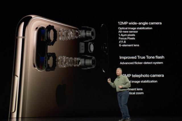 apple event cameras