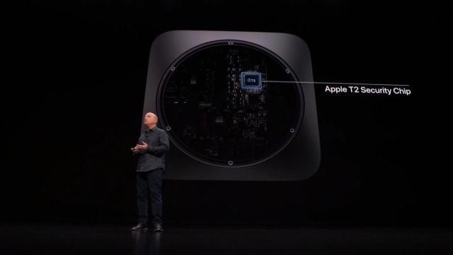 apple t2 security chip apple event screenshot