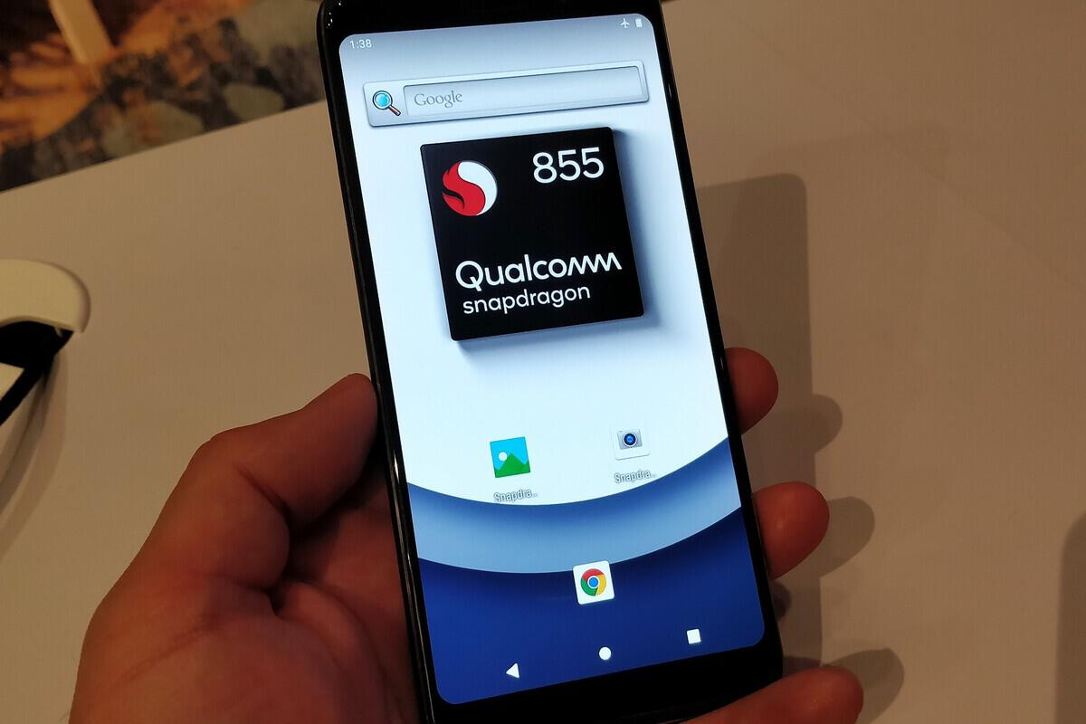 Watch The Qualcomm Snapdragon 855 S Best New Features In