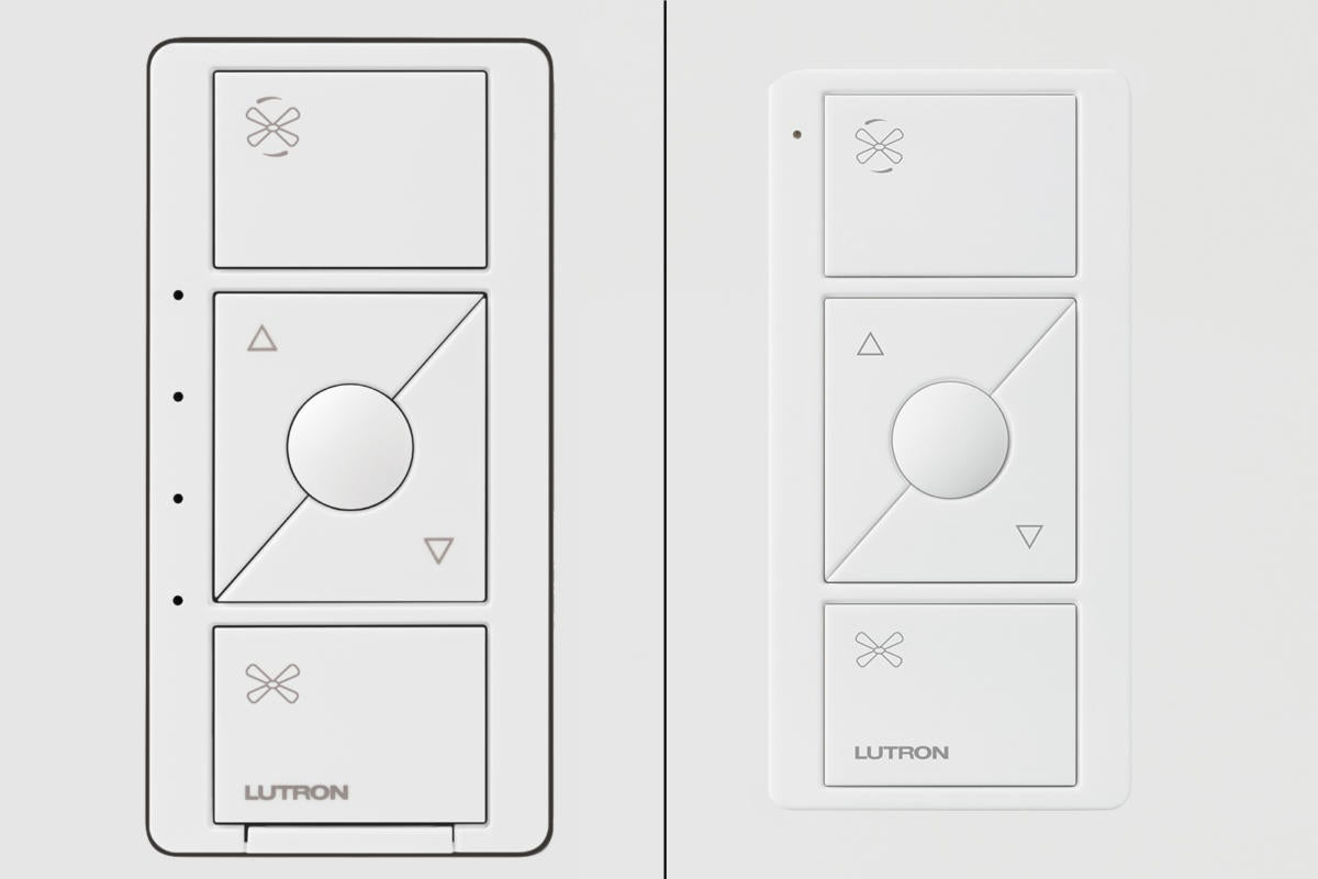 Lutron Adds A Smart Ceiling Fan Controller To The Caseta
