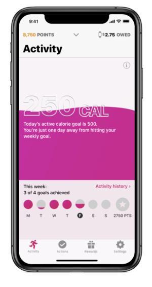 Attain CVS healthcare mobile app Apple