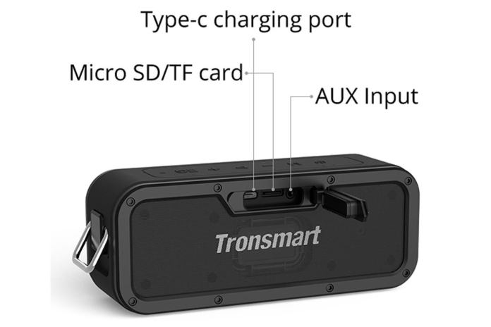 tronsmart element force connections