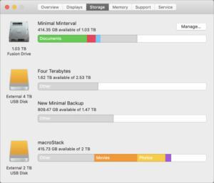 mac911 macos storage view