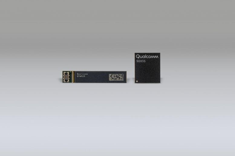 x55 chip antenna